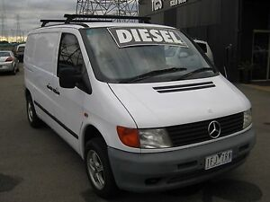 1999 MERCEDES BENZ VITO DIESEL LOW K'S FOR AGE Fawkner Moreland Area Preview