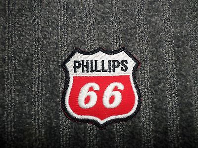 Phillips 66 Patch -Original- 2 7/8 inches x 2 7/8 inches