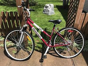 Raleigh adult road bike for sale