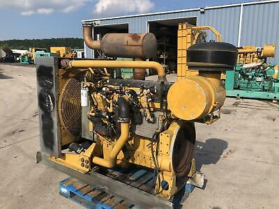 C9 Acert Cat Powerunit 275 Bhp 2200 Rpm Year 2006 12351 Hours Good Use...