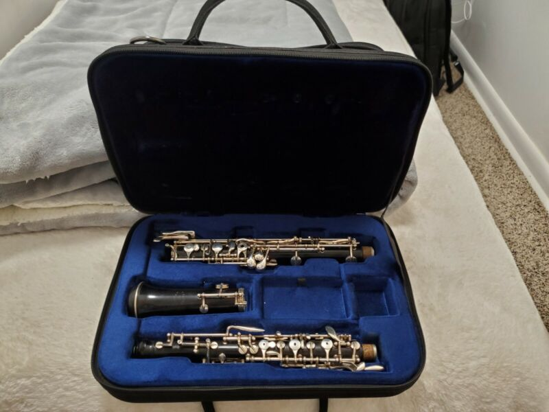 F loree Oboe KG Series with 3nd Octave Full Conservatory