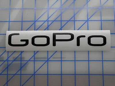 "GoPro Sticker Decal 7.5"" 11"" Hero5 Hero6 Black Tube Mount Stabilizer Karma Drone"