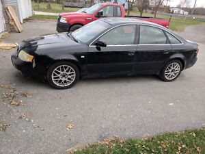 Audi A6 2004 for parts or for fix up