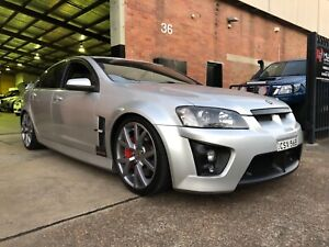 2008 Holden HSV GTS 317 6.2L V8 6 Speed Manual Mayfield West Newcastle Area Preview