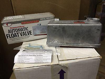 Miller Float Valve Tm 830 Livestock Water Trough Float Metal Case