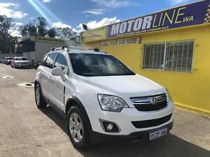 2012 Holden Captiva 5 2.2DT Automatic SUV $11,499 Kenwick Gosnells Area Preview