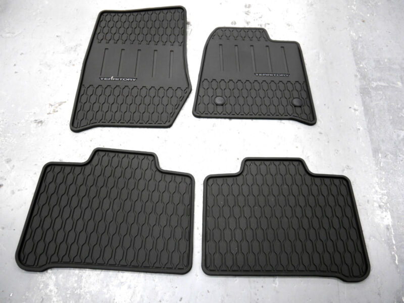 Rubber Floor Mats Genuine Ford Rubber Water Proof