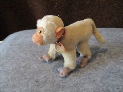 Steiff - Pavian / Coco ca. 10 cm groß