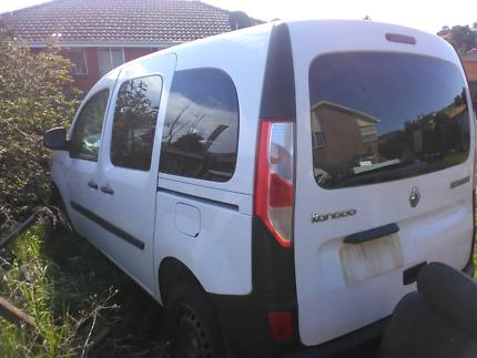 2015 Citroen Kangoo  Van