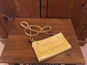 EUC Rudsak Hermine Leather Clutch Crossbody purse