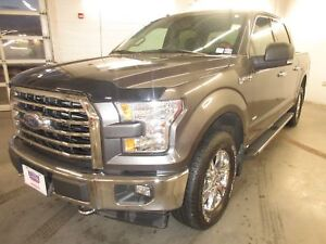 2017 Ford F-150 XLT- 4X4! BACK-UP CAM! ALLOYS! TRAILER HITCH!