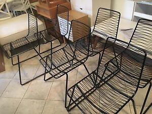 FREEDOM FURNITURE ENCORE DINNING CHAIRS Sefton Bankstown Area Preview