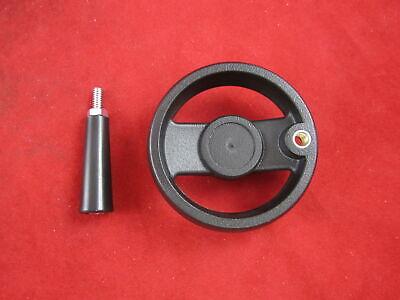 Flair Hpi-80hh-14 Plastic Handwheel And Revolving Handle