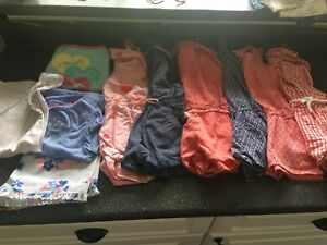 Girls size 4/5 summer clothing.