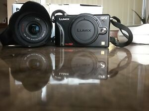 Panasonic Lumix DMC GF2 Camera