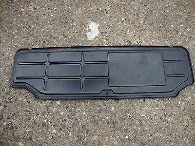 Smart fortwo city coupe cabrio Engine cover