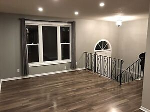 3-Bed upper unit of town home ALL INCLUSIVE immediate occupancy