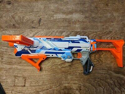 Nerf N-Strike Elite Gun BattleScout ICS-10 BattleCamo Modulus Stockshot Hasbro