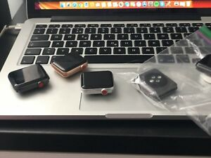 Apple Watch iwatch repair Restore Remove Demo mode