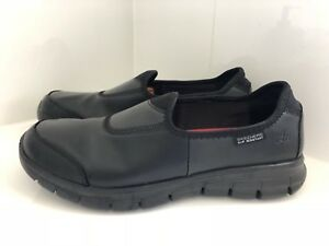 039fc56baf71 Non-slip work black shoes (women US 9)