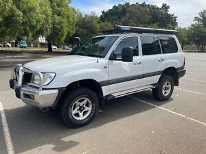 1999 Toyota Land Cruiser GXL (4x4) Bentley Canning Area Preview