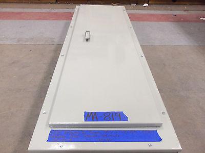 Ge 400 Amp Panel Panelboard 3r Mlo Breaker 480v277v 3 Phase 225 200 150
