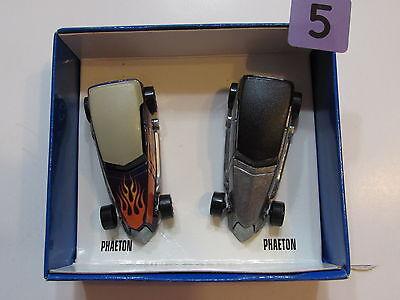 Hot Wheels 1999 K.B Jouets Série 3 - Phaeton - 2 Voitures Paquet