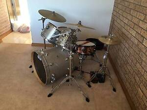 DW Collectors edition Drum Kit (full set of Remo skins included) Little Bay Eastern Suburbs Preview