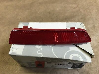 Mercedes Vito 447 N/S PASSENGER Rear Bumper Reflector NEW 13-17 Genuine