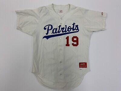 New Rawlings Boys/' Yfj55Fe Football Jersey Youth White XL Shirt