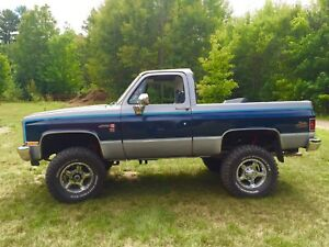 Gmc jimmy k15 ( chevrolet blazer k5) 1985