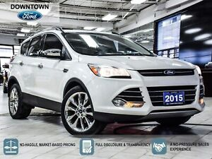 2015 Ford Escape SE | 2.0L | Chrome Pack | Nav | Low KM