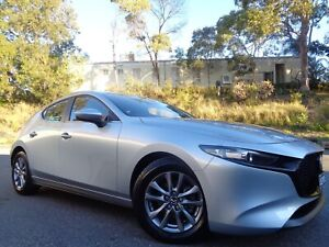 2020 MAZDA  3 G20 PURE VISION ONLY 20,000 KM 6 MONTH REGO RWC WARRANTY Hillcrest Logan Area Preview