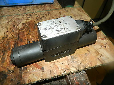Daikin Solenoid Operated Valve, JS-G02-2BB-11, 200V, Double Solenoid. Used
