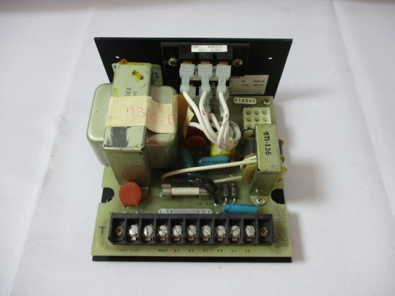 FENNER MD216C1-40 POWER SUPPLY 7300-0581
