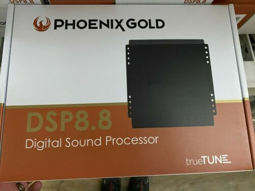 Phoenix Gold DSP8.8 Digital Signal Processor DSP 8 Channel