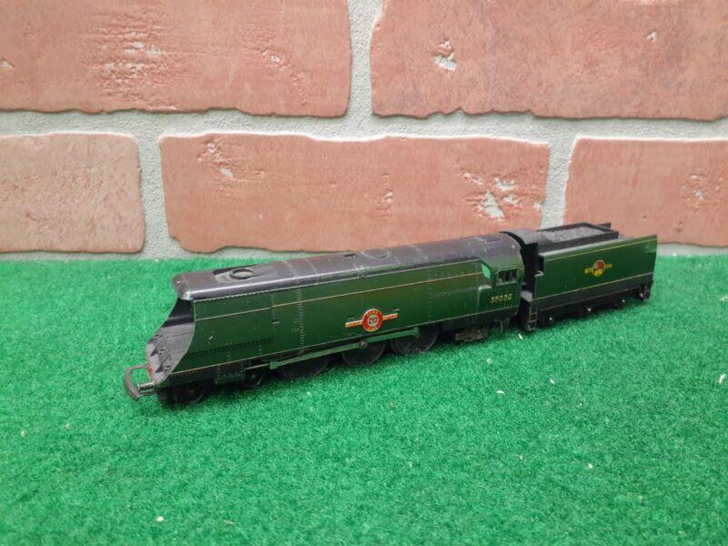 Triang Railways TT Gauge T.93 Merchant Navy Class Clan Line Locomotive 4-6-2