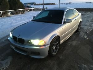 2001 bmw 330ci for trade
