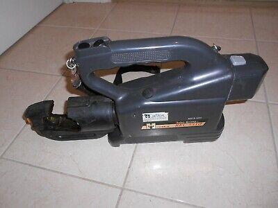 Huskie Model 3510 12 Ton Electrical Crimper Burndy Greenlee Crimper