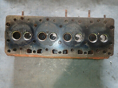Case 188 207 Diesel Engine Cylinder Head A37835 A150304 Skid Steer 1845 480c 450