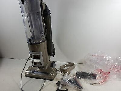 SharkNinja Canister Upright Vacuum, Gold/Silver - NV70 (Silver Upright Vacuum)
