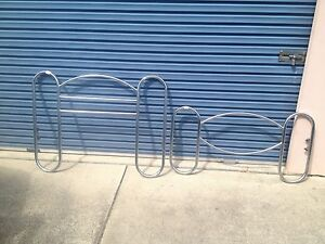 60's chrome metal single bed Kingscliff Tweed Heads Area Preview
