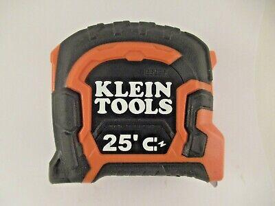 Klein Tools Tape Measure 25-foot Magnetic Double Hook--86225