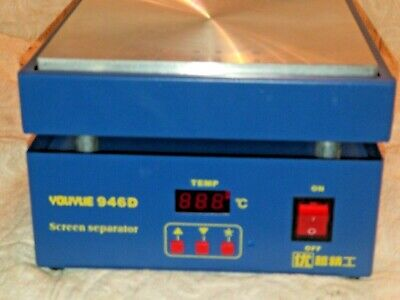 Youyue 946d Hotplate Preheating Station.lcd Screen Seperator .iphone Samsung