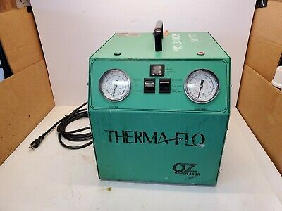 Therma-flo Oz Saver 4000 Refrigerant Recovery And Charging Unit 115v