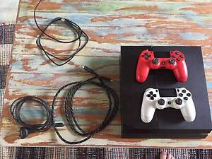 Sony Playstation 4, 500gb Jet Black, 2 Controllers Kangaroo Point Brisbane South East Preview