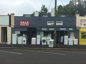 Washing machines repairs and sales