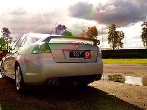 Holden commodore VE sv6 manual Maribyrnong Maribyrnong Area Preview