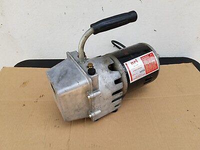 Nri Vacuum Pump 8vp 3cfm-81 Litersmin Single Stage Pump