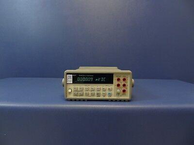 Agilent 34401a 6.5 Digit Digital Bench Multimeter Dmm Gpib Rs-232